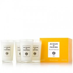 Acqua di Parma Colonia 4 Small Glass Candles