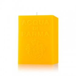 Acqua di Parma Cube Candle Yellow Colonia