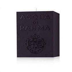 Acqua di Parma Cube Candle Amber Black