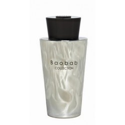 Baobab Platinum Room Diffuser Platinum White