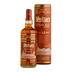 The Benriach Single Malt 12y