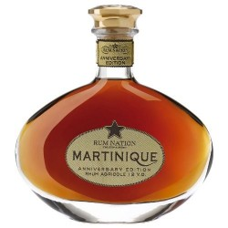 Rum Nation Martinique Anniversary Edition 12Y