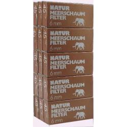 Akra W. Elephant Meerschaum 6mm