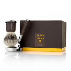 Acqua di Parma Barberia Collection Shaving Razor and Brush