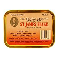 Samuel Gawith St. James Flake (Kendal Mayor's Collection)