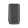 Cigar Must Accessories Cigar Case Rigid 3 cigars Black