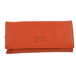 Cigar Must Accessories Tobacco Pouch Orange
