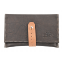 Cigar Must Accessories Tobacco Pouch Big Brown Sand