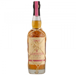 Plantation Rum St Lucia Old Reserve 2003