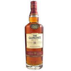 The Glenlivet  21yo Archive Single Malt 21yo
