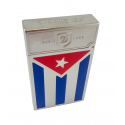 S.T. Dupont Ligne 2 Lighter Cuba Premium Palladium Limited Edition