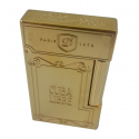 S.T. Dupont Ligne 2 Lighter Cuba Premium Gold Limited Edition