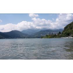 08 giugno 2018 Giro in barca sul lago