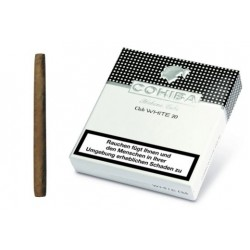 Cohiba Club Cigarillos White