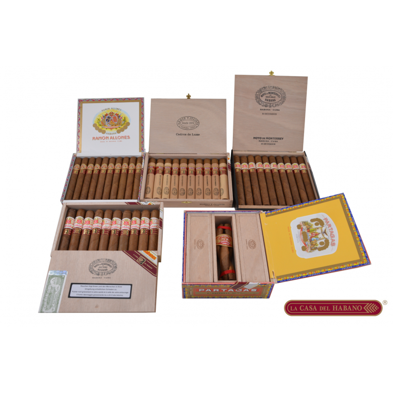 LCDH ED. 5 Boxes Deal