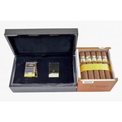 Cohiba Robusto - St.Dupont L2 Le Grand Cohiba Lighter Deal