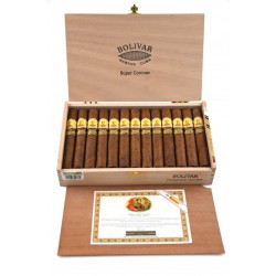 Bolivar Super Coronas - Limited Edition 2014