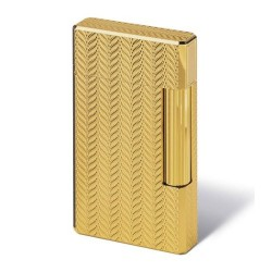 Davidoff Prestige Lighter Gold