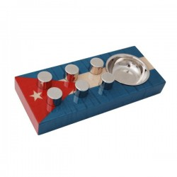 Elie Bleu Che Egoist Ashtray