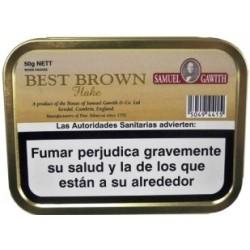 Samuel Gawith Best Brown Flake