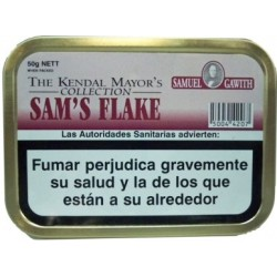 Samuel Gawith Sam's Flake (Kendal Mayor's Collection)