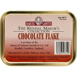 Samuel Gawith Chocolate Flake (Kendal Mayor's Collection)