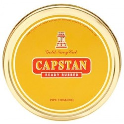 Capstan Gold Navy Cut Ready Rubbed