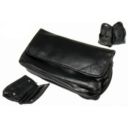 Akra Angelo Pipe Bag black