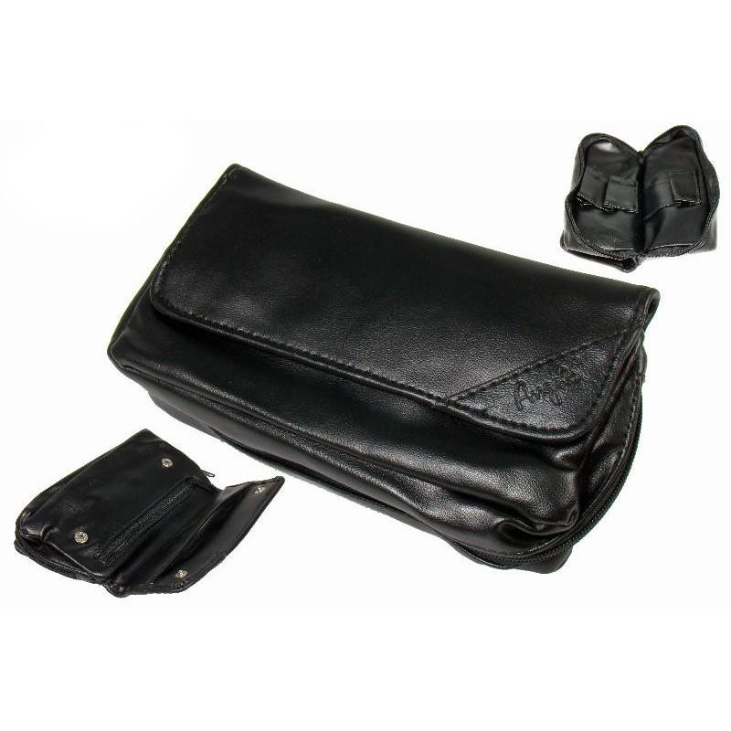 Akra Angelo Pipe Bag black