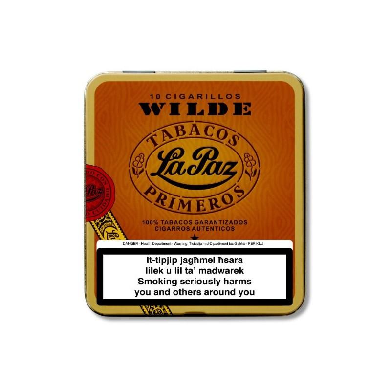 La Paz Wilde Primeros Cigarillos