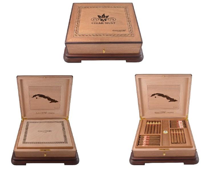 Cigar Must Humidor